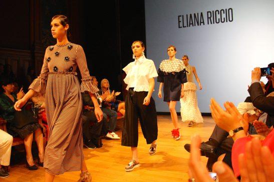 Eliana Riccio MCFW2016 @CelinaLafuenteDeLavotha