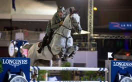 Emanuele Gaudiano at LGCT Grand Prix Prince of Monaco @RB Presse