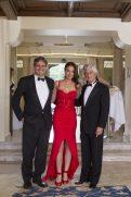 Luigi Lauro, Sandrine Garbagnati-Knoell and Gianni Rivera @FSE