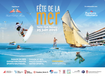 Sea Festival poster, June 25, 2016 @YCM