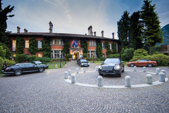 Sponsor Bentley Lugano with Ronnie Kessel from Kessel Auto @FSE
