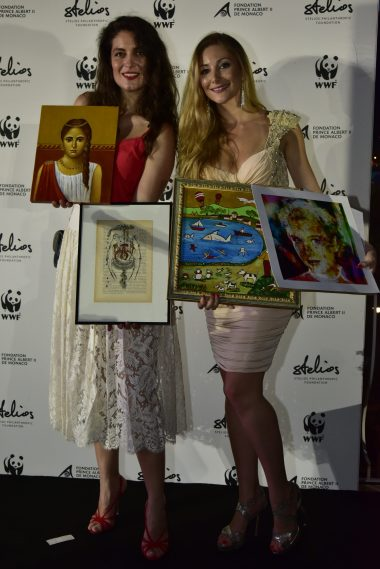 Artworks in the auction @SPF