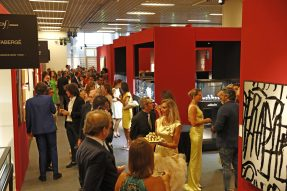 Guests at the private opening of EAF Monaco 2016 @EAF Monaco 2016