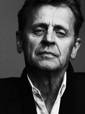 Portrait Baryshnikov-photo Ben Hassett[1]