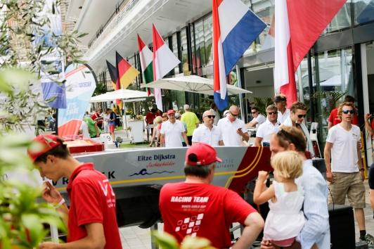Preparations for the Monaco Solar Boat Challenge 2016@Franck Terlin-0398