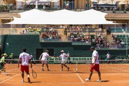 The doubles match won by the Monegasque team of Balleret-Arnodo@Federation Monegasque de Tennis:ERika