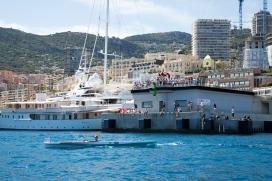 The public watching the Monaco Solar Boat Challenge 2016@Cecilia Conterno-0884