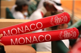 Vamos Monaco! @Federation Monegasque de Tennis:Erika