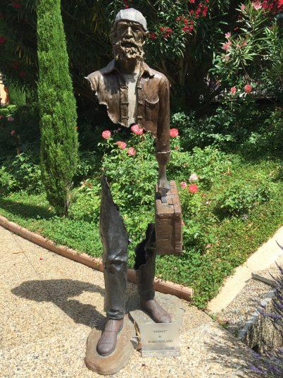 Johnny de Bruno Catalano at Villa Gallici@CelinaLafuenteDeLavotha