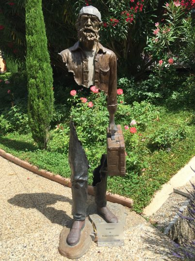 Johnny de Bruno Catalano at Villa Gallici@CelinaLafuenteDeLavotha