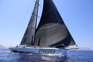 Rambler 88 Palermo-Montecarlo regatta 2016@Andrea Carlon_BD