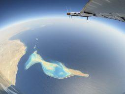 Solar Impulse Landing in Abu Dhabi @Solar Impulse Press Team