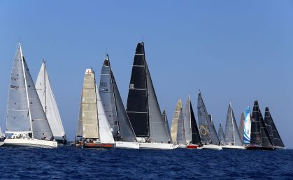 Start of the Palermo-Montecarlo race 2016@Andrea Carloni_BD