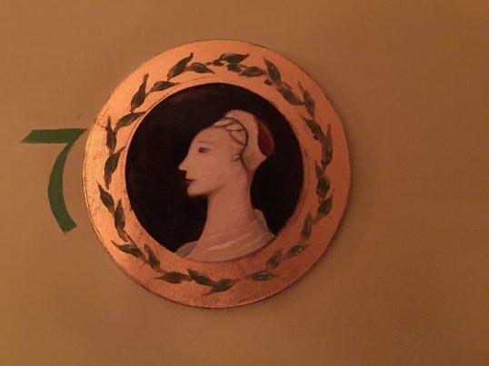 Suite Number 7 at Villa Gallici@CelinaLafuenteDeLavotha