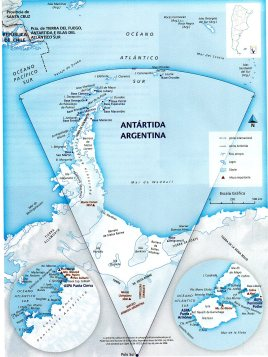 Antartida Argentina sector