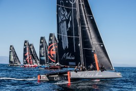 Malizia in the GC32 Racing Tour, Sotogrande, Spain @Marian Chytka