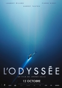 The Odyssey movie poster