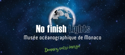 No Finish Lights logo