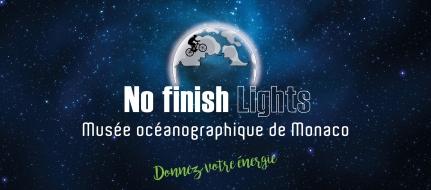 No Finish Lights logo