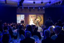 Iuliana Mihai show at Monaco Tourisme Office Gran Gala, Dec.10, 2016 @Stephane Danna/Realis