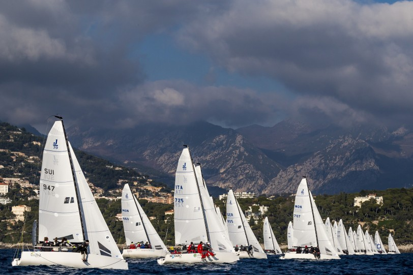 Monaco Sportsboat Winter Series 2016 - ACT 3
