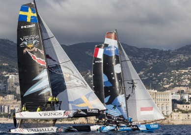 M32 Day 3 of the Monaco Sports Boat Winter Series 2016 @Mesi