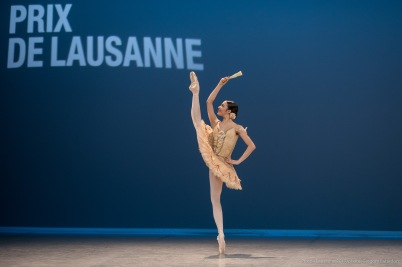 306 Marina Fernandes da Costa Duarte, Brazil, winner of the Prix de Lausanne 2017 @Gregory Batardon