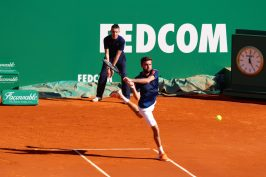 Gilles Simon at Five o'clock @CelinaLafuentedeLavotha