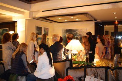 Guests at CREM @CelinaLafuenteDeLavotha