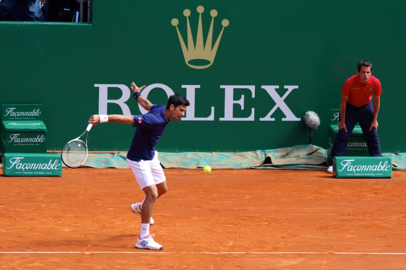 Novak Djokovic @CelinaLafuentedeLavotha