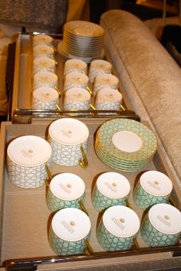 Porcelains by Manufacture de Monaco @CelinaLafuentedeLavotha