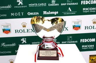 The Prince's Cup for Monte-Carlo Rolex Masters 2017 @CelinaLafuentedeLavotha