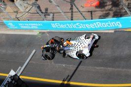 Electric Street Racing in Monaco @CelinaLafuentedelavotha