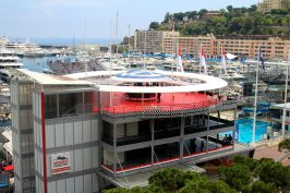 The Course Direction Center in Monaco @CelinaLafuentedeLavotha