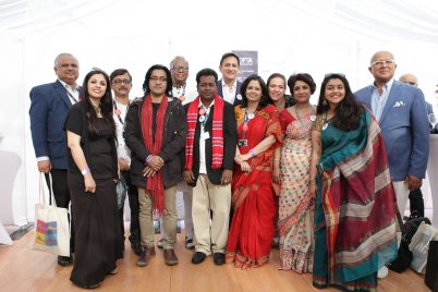 2017 IEFTA Dhaka to Cannes contingent from Bangladesh