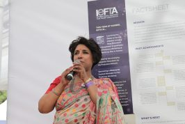2017 IEFTA Dhaka to Cannes. International Film Initiiative of Bangladesh founder and director Samia Zaman
