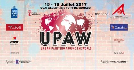 Affiche UPAW