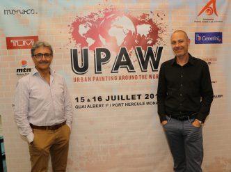 Alberto Colman-Willem Speerstra @UPAW