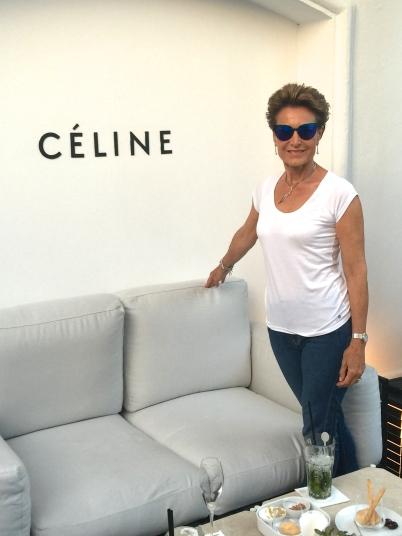 Drinks at la Maison Blanche @CelinaLafuentedeLavotha