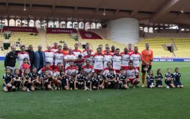Prince Albert with the Star Team Copyright:A.S Star Team for the Children - J.M Follete