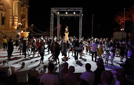 Marathon Dance ©Charly Gallo - Manuel Vitali : Direction de la Communication