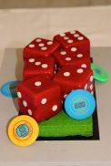 6. Chocolate:Strawberry Yule Log @CelinaLafuentedeLavotha