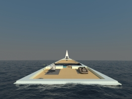 Dare to Dream super yacht design (3) by George Lucian