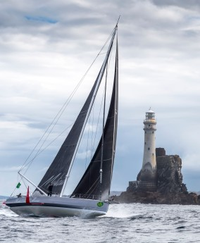 Malizia, Sail No: MON 10, Class: IMOCA 60 , Owner: Boris Herrmann, Type: IMOCA 60