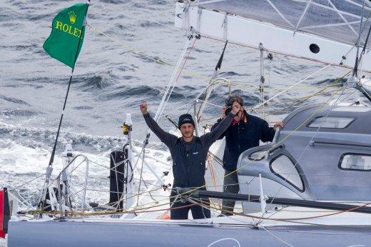 Malizia, Sail No: MON 10, Class: IMOCA 60 , Owner: Boris Herrmann, Type: IMOCA 60 Pierre Casiraghi