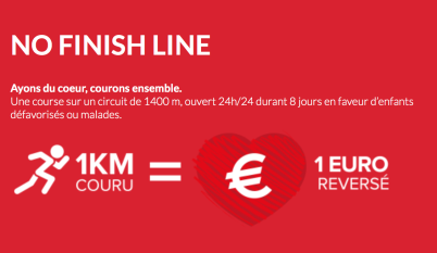 1 Euro for 1Km