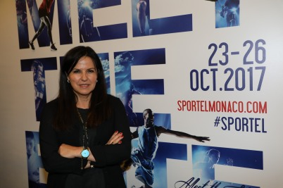 Amparo Di Fede, General Manager Sportel @Press Sportel 2017