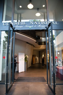 Monaco National Council opens its doors to SHE-HE CAN @Annette Linardatos