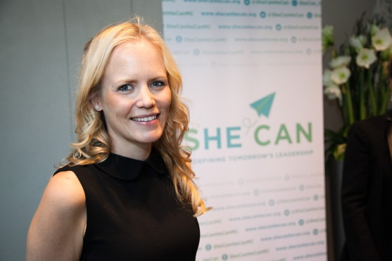 Vibeke Brask-Thomsen founder of SHE-HE CAN @Annette Linardatos