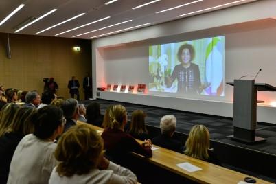 Video message from Michelle Jean, General Secretary of OIF @valentina de gaspari